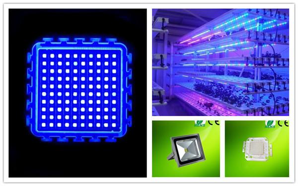 100w 410nm UV LED