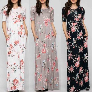 Maxi vestidos baratos