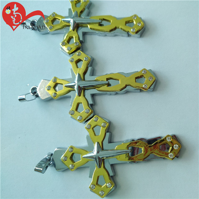 Buy cheap china price of quantum pendant products find china new product of prayer bead jesus christ cross pendant mozeypictures Images