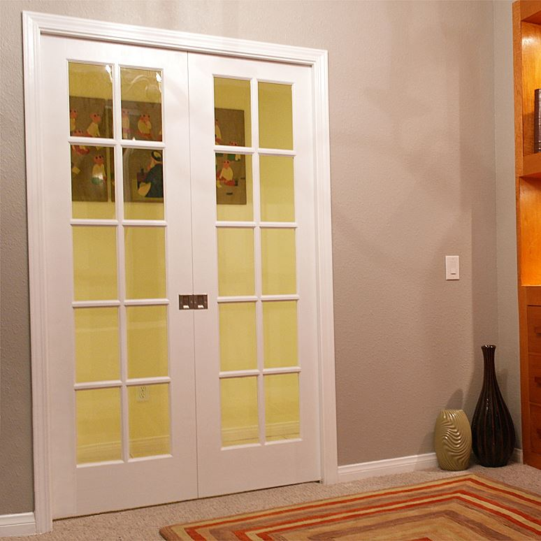 Goldea Luxury Wooden Panel Gl Interior Pocket Door