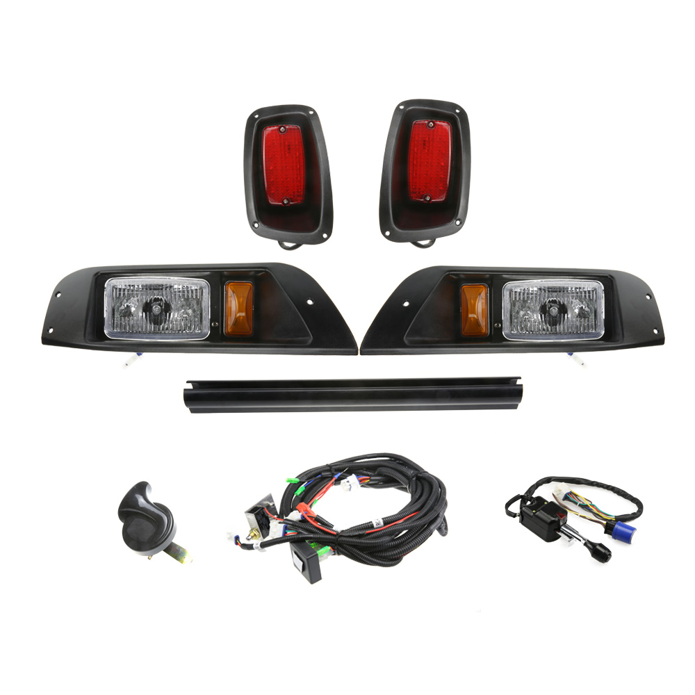 Golf Cart Parts High Qulity Deluxe Light Kit for EZGO TXT Used Golf Cart