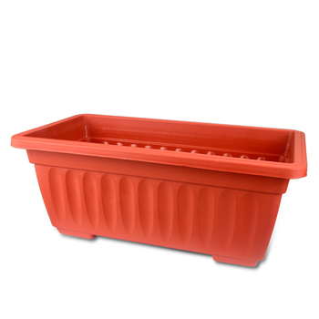 terracotta Plastic Plant Pots for Hydroponic plants