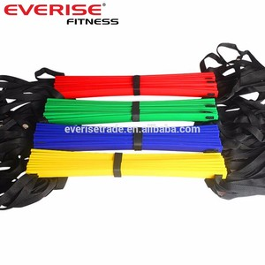 Football Sports Speed double Speed Training Agility Ladder with Carry Bag