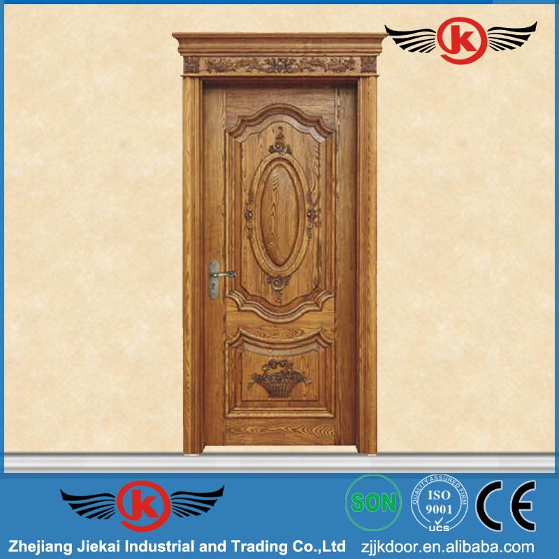 Jiekai M255 Model Kitchen Doors Wood Panel Door Design