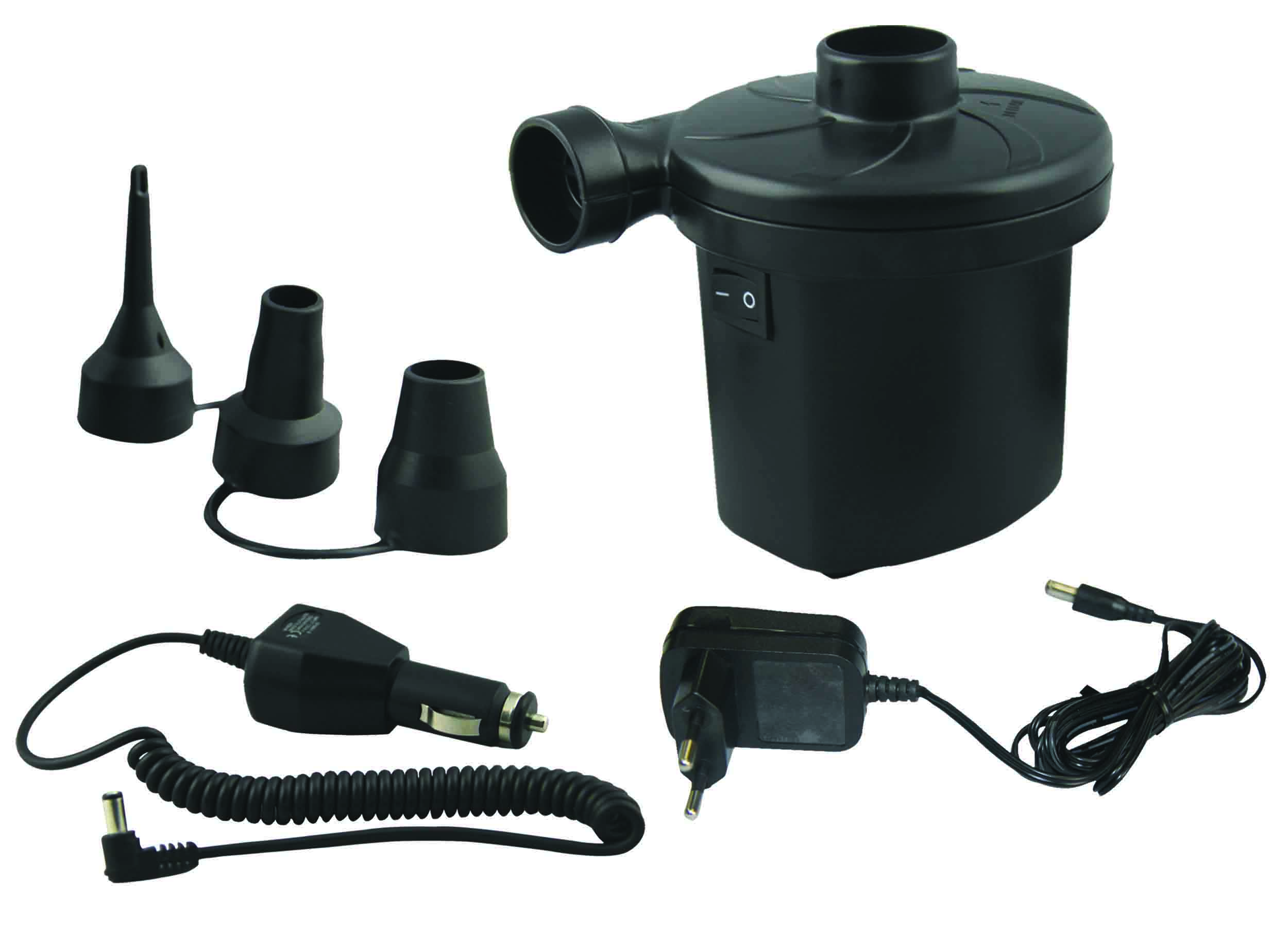 Two-Way Rechargeable Electric Air Pump/inflator