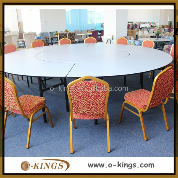 hotel wedding banquet tables and chairs for sale