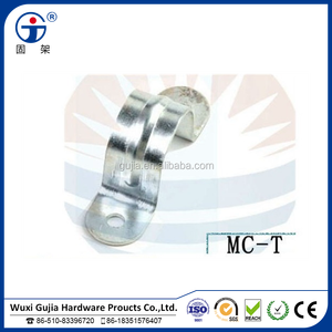 wholesale high quality hardware pipe clamp, metal steel pipe clamp