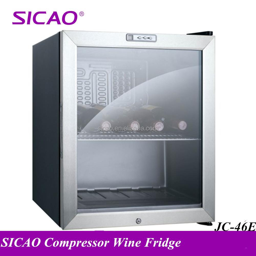 Solar Powered Mini Fridge Mini Refrigerator Low Energy Consumption Mini Refrigerator Low