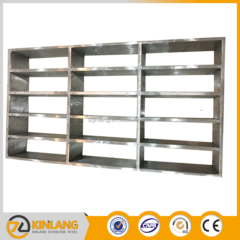 stainless steel decorative metal grating for driveway/30x3 steel bar grating