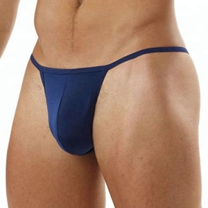 Fashion Sexy Low Rise Cut Man Thongs in stock