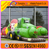 Top fun!!! Attractive Inflatable Obstacle Game Inflatable Playground Equipment For Kids