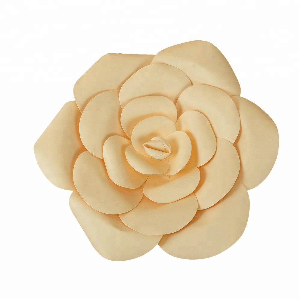 Giant Paper Flowers, Giant Paper Flowers Suppliers and Manufacturers ...
