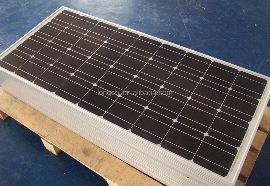 photovoltaic solar panel for generating electricty