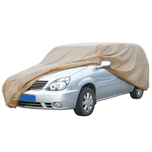 Popular Non-woven Fabric Silver Sun Cover For Car