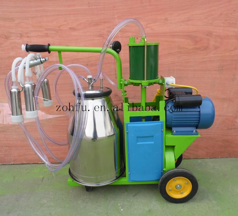male milking machine