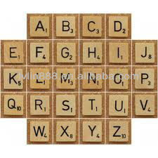 Number Wooden Scrabble Tiles For Product On Alibaba