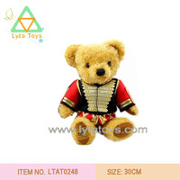 Plush Stuffed Teddy Bear With Outfits