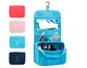 Travel organizer bathroom cosmetic bag sets