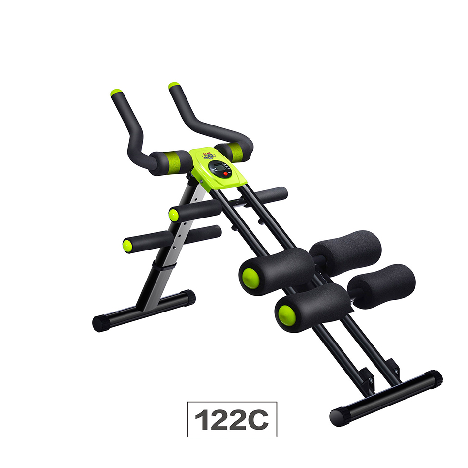 Gym home fitness equipment as seen on tv AB crunch with EN957 certificate