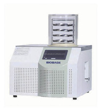 BIOBASE Table Top Small capacity Freeze Dryer Fruit freeze drying machine