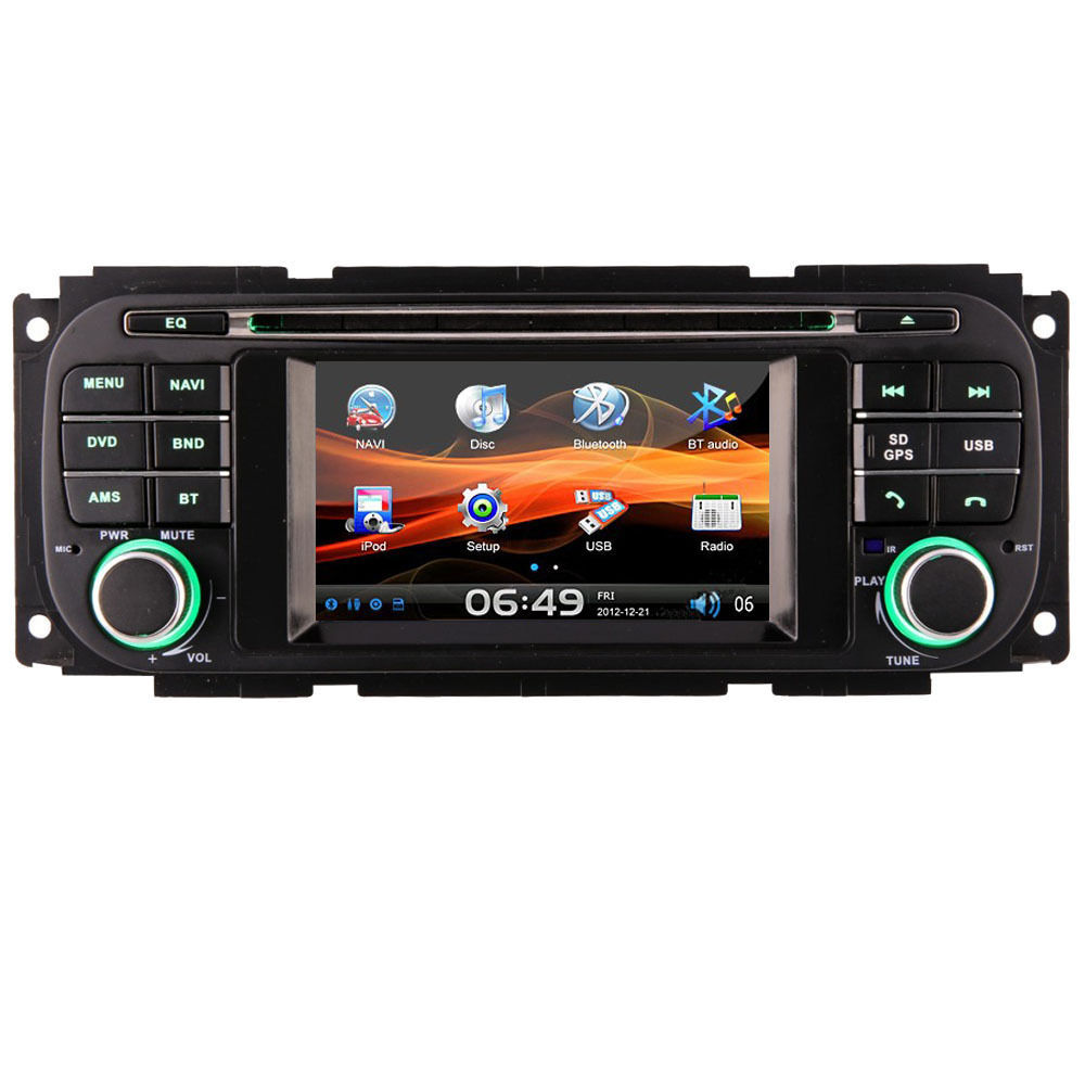 4 3 car dvd player autoradio radio stereo gps navigation. Black Bedroom Furniture Sets. Home Design Ideas