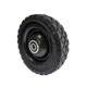 5 6 7 8 9 10 inch Semi pneumatic solid rubber wheel for lawn mower tool cart hand trolley grass mower