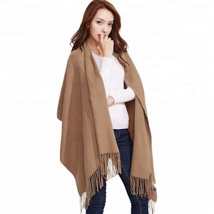 Factory latest scarf manufacturer fashion winter indian wool shawl for lady