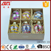 easter wholesale hand blown glass egg decorations
