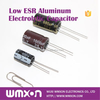Premium Factory Low ESR SC Electrolytic Capacitor for Power Supply