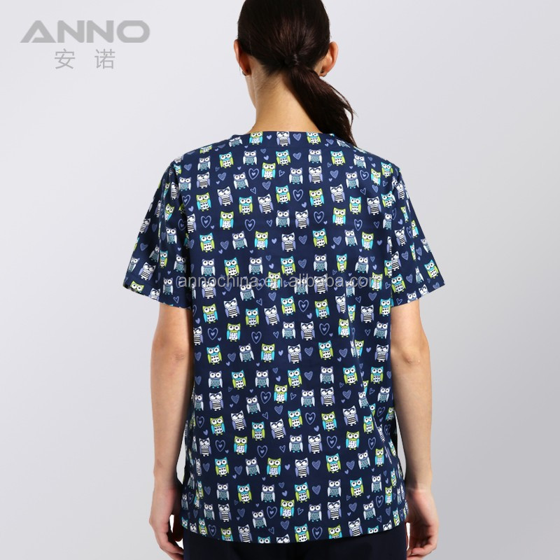 New Prints Hospital Scrubs Wholesale