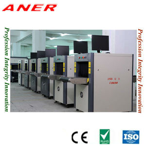 170kg mini x-ray baggage scanner, x ray bags scanner with CE&ISO Certificate for court, hotel K5030A