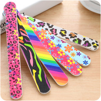 Hot Selling Professional Disposable Emery Board Nail File