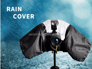 Photographic Equipment New Camera Rain Cover Coat Bag Protector Rainproof Waterproof Against Dust for Canon Nikon DSLR SLR