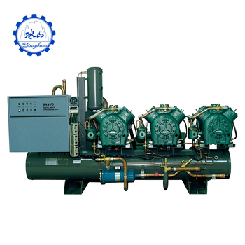 Piston Refrigeration Compressor