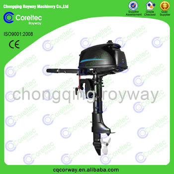 5hp 40hp 4 stroke long short shaft recoil electric start for 6hp outboard motor electric start