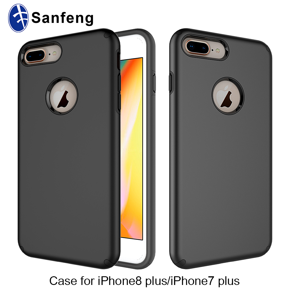 Hybrid Cell Phone Case Suppliers And 2in1 Gravity Full Cover Tempered Glass For Iphone 6 Plus Manufacturers At
