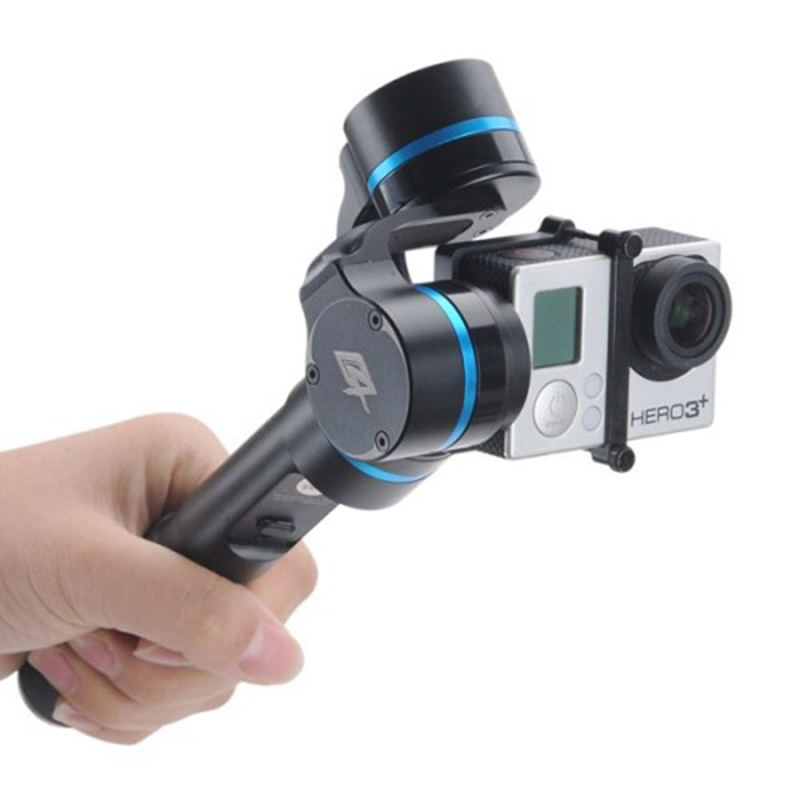 High Quality Feiyu FY-G4 3-Axis Handheld Steadycam Camera Gimbal Stabilizer For