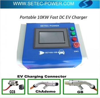 Level 3 Ev Dc Charging Station