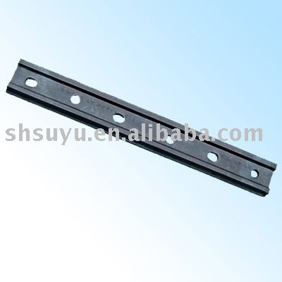 TB 75KG fish/angle bar for joining the abutting rails