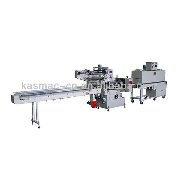 KMP-HP5 Electrostatic Adherence Automatic Shrink Packaging Machine