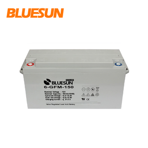 Bluesun deep cycle 12v150ah toyo gel battery