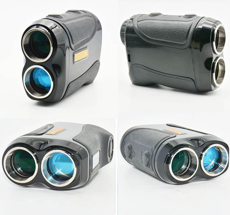 6X Увеличение Гольф Лазерный дальномер уклон 700y