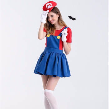 Mario-cosplay-costumes-play-super-Mario-