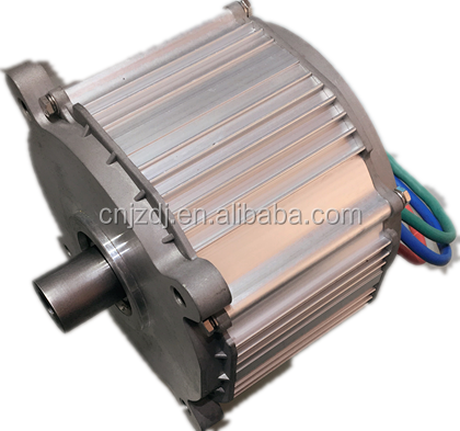 wheel hub motor central electric motor drive