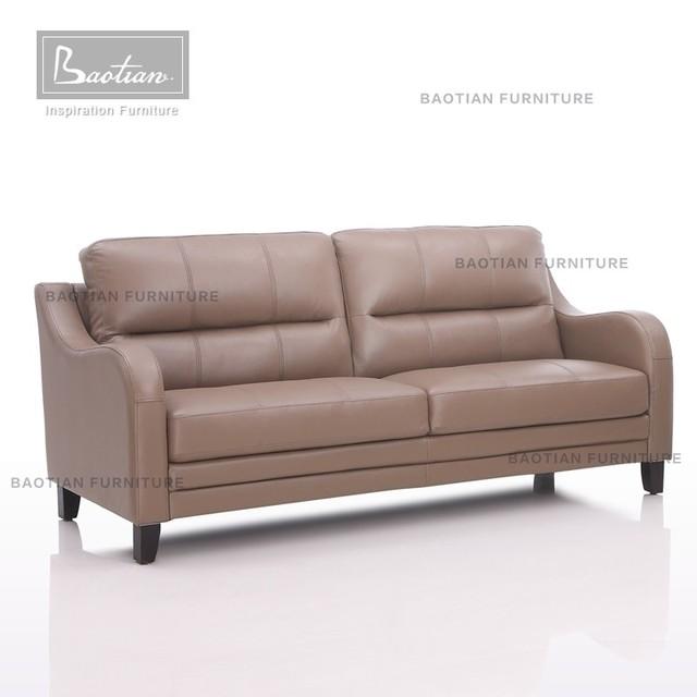 Togo Sofa Furniture Red Apple Leather Tufted Sofa Fleather Red White Sofa