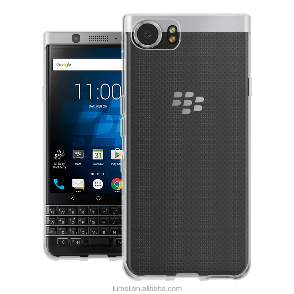 Soft TPU Case for BlackBerry KEYone,Ultra-thin TPU Case cover for BlackBerry KEYone