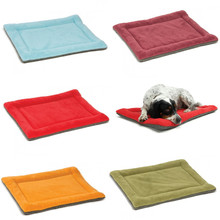 Pet Store Selling Washable Dog Pad Cushion Pet Pad Cat Mat Bed