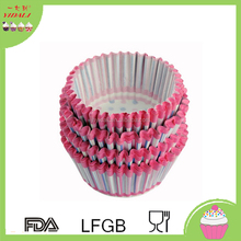 Hot Sell Round Shape Cake Decoration Paper Cake Cup