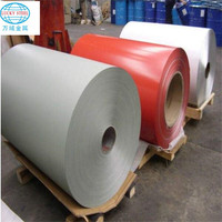 1050 1060 1100 1200 3003 3105 5005 5052 Color Coated Aluminum Coil roofing color coated PVDF Aluminum coil for outside
