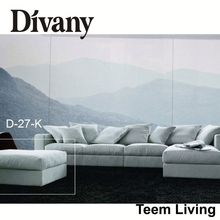 furniture accessory furniture modern Luxury Classic Sofa D-27-K
